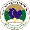 Godfrey Okoye University - Online Learning